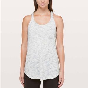 Lululemon Moment To Movement 2-in-1 Tank, Size 6